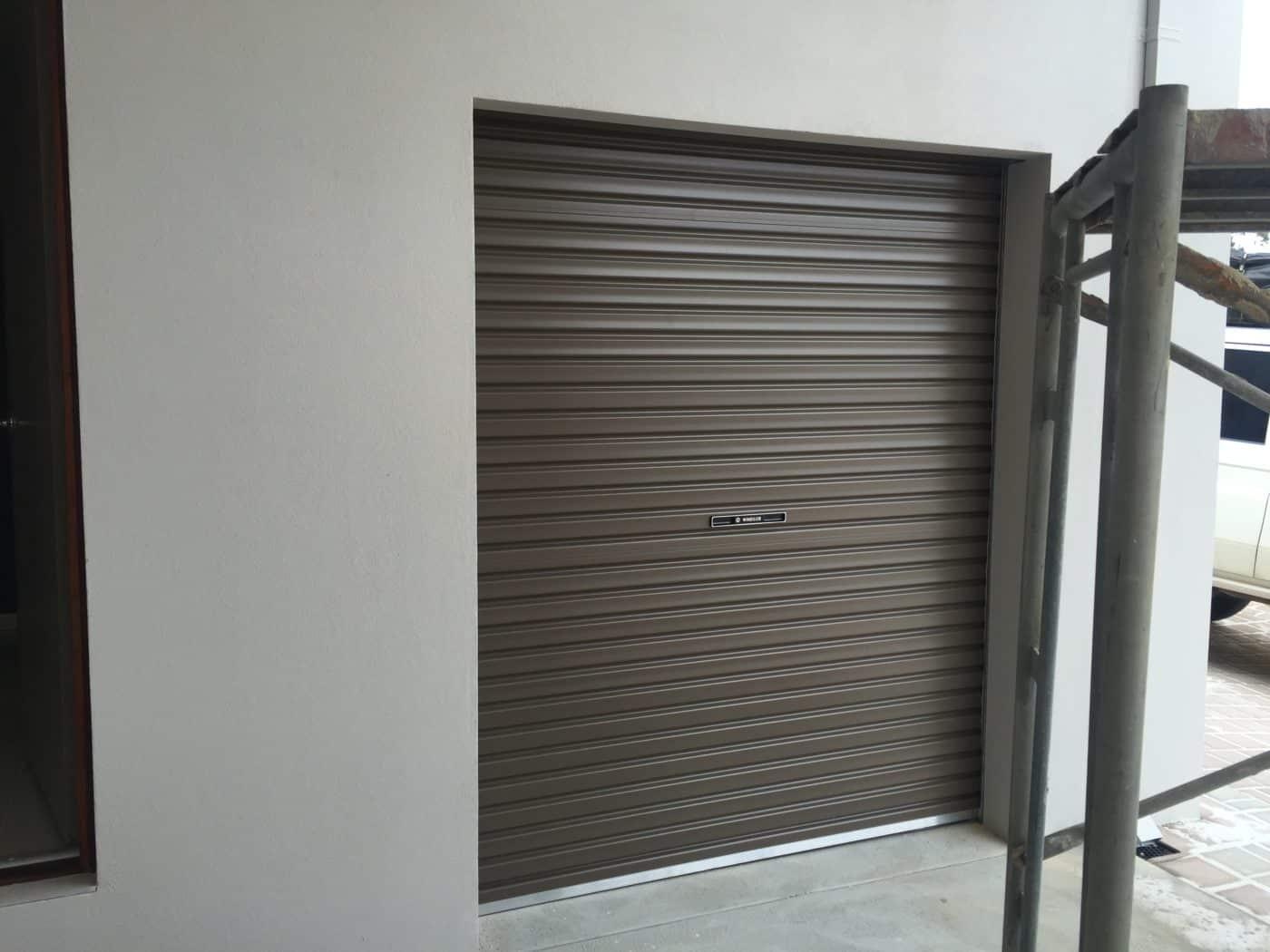 Steel Line Colorbond Roller Doors